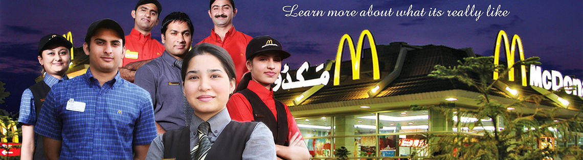 mcdonalds pakistan jobs  jobs in mcdonalds pakistan