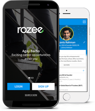 Jobs in Pakistan - ROZEE PK